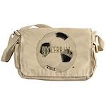 FootBall Soccer Messenger Bag