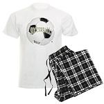 FootBall Soccer Men's Light Pajamas