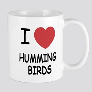 I heart hummingbirds Mug