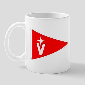 Vega Burgee Custom Mug