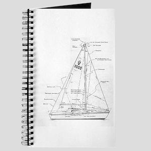 Vega Lines Custom Journal