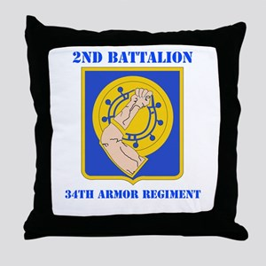 DUI - 2nd Bn - 34th Armor Regt with Text Throw Pil
