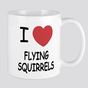 I heart flying squirrels Mug