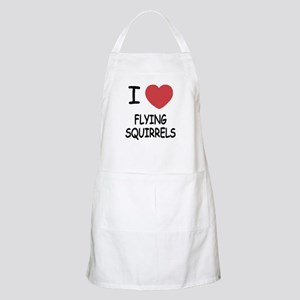 I heart flying squirrels Apron
