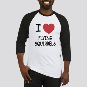 I heart flying squirrels Baseball Jersey