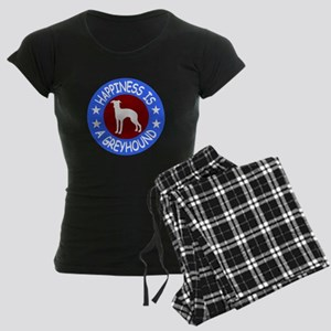 Greyhound Women's Dark Pajamas