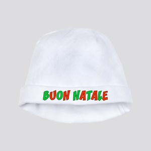 Buon Natale Italian baby hat