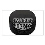 Hockey Sticker (Rectangle 50 pk)