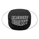 Hockey Sticker (Oval 10 pk)