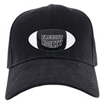 Hockey Black Cap