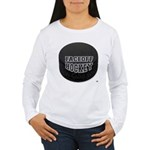 Hockey Women's Long Sleeve T-Shirt