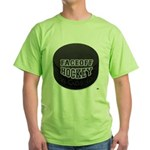 Hockey Green T-Shirt