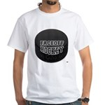Hockey White T-Shirt