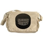 Hockey Messenger Bag