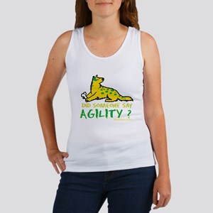 Did someone say Agility Women's Tank Top