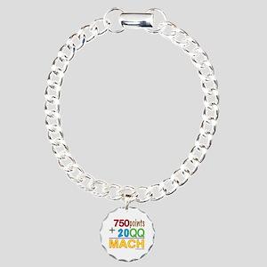 MACH formula Charm Bracelet, One Charm