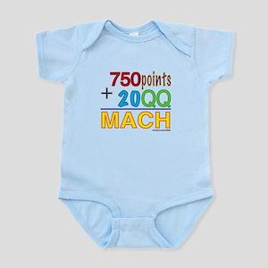 MACH formula Infant Bodysuit