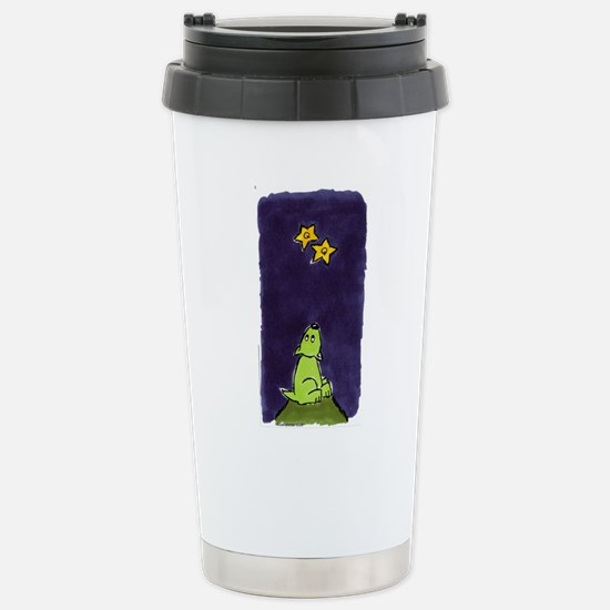 Double Q Stainless Steel Travel Mug