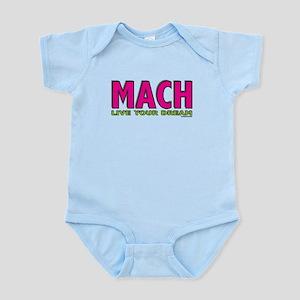 MACH live your dream Infant Bodysuit