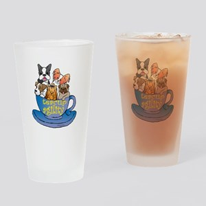 Teacup Agility Drinking Glass
