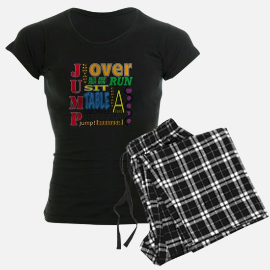 Agility Commands Pajamas