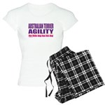 Australian Terrier Agility Women's Light Pajamas