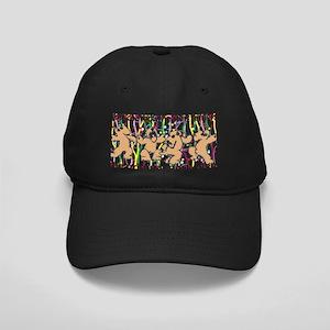 Party Wheaten Black Cap