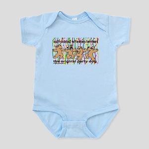Party Wheaten Infant Bodysuit