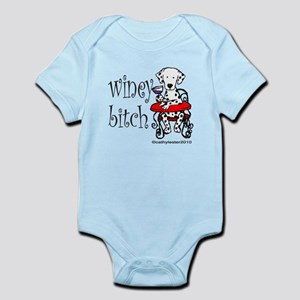 Winey Dalmatian Infant Bodysuit