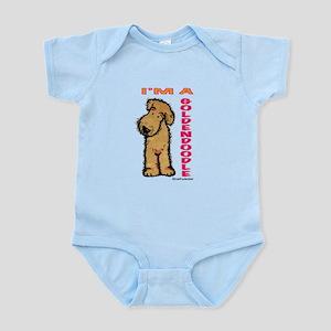 I'm a Goldendoodle Infant Bodysuit