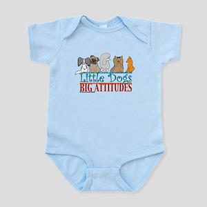 Big Attitudes Infant Bodysuit