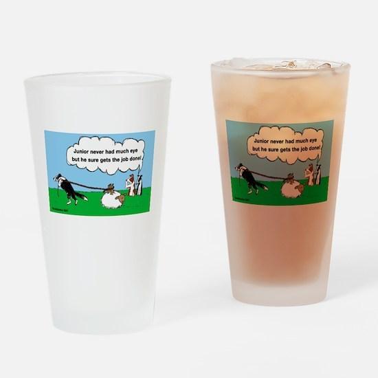 Junior Herds Drinking Glass