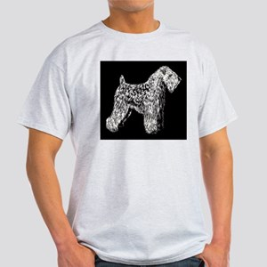 SCWT on black Light T-Shirt