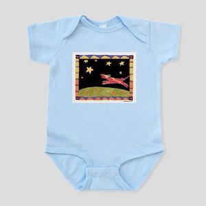 Star Dog Infant Bodysuit