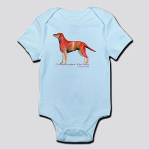 Curly-Coated Retriever COLOR Infant Bodysuit