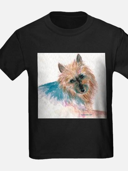 Australian Terrier face T