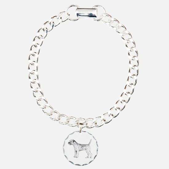 Border Terrier Bracelet