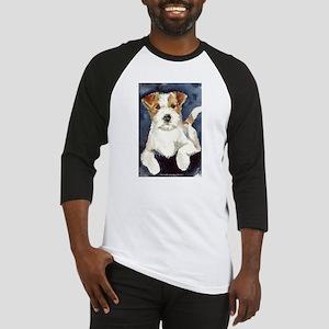 Jack Russell Terrier 2 Baseball Jersey