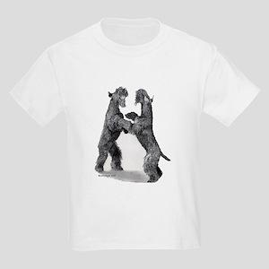 Kerries with Ball Kids Light T-Shirt