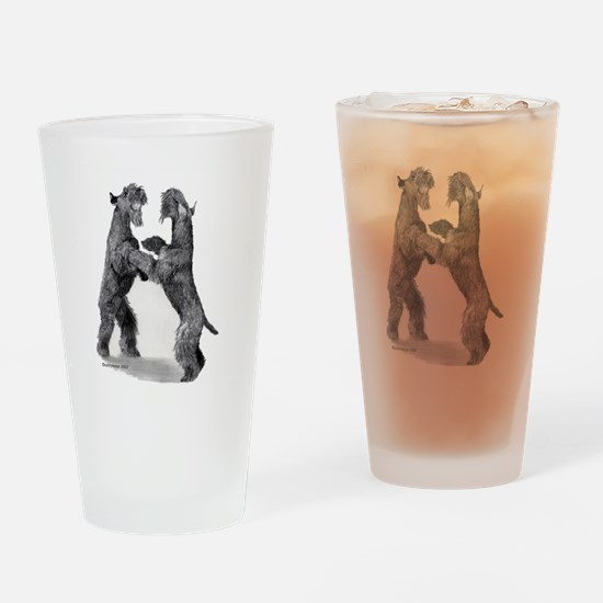 Kerries with Ball Drinking Glass