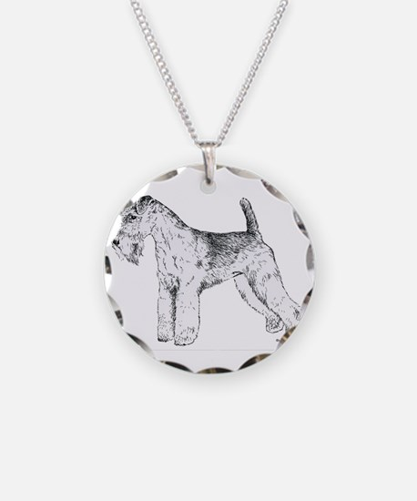 Lakeland Terrier Necklace