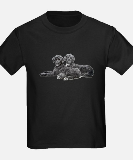 Portuguese Water Dogs T
