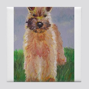Wheaten Tile Coaster