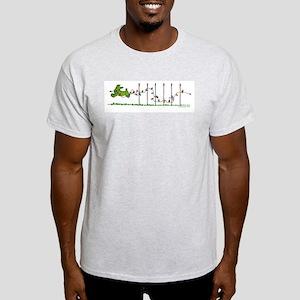 Agility Christmas Lights Light T-Shirt