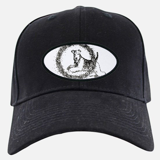 Airedale Baseball Hat