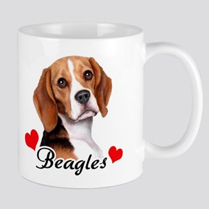 Love Beagles Mug