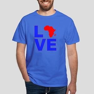 Love Africa Dark T-Shirt