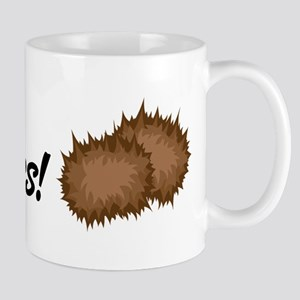 I Brake for Tribbles Mug