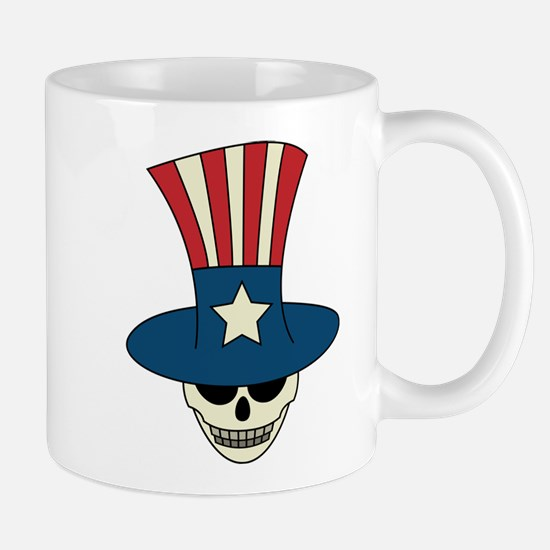 Uncle Damned Sam Mug