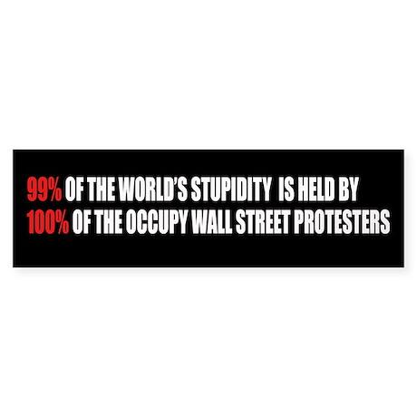 Occupy Bumper Stickers